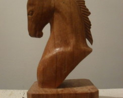 Busto Cavalo