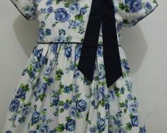 vestido floral CDG:4770 PROMO��O
