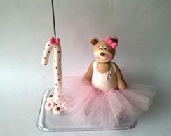 Topo Ursa Bailarina