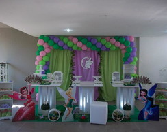 Decora��o Clean Tinkerbell