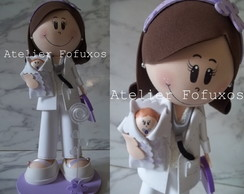 Fofucha Pediatra ou Dentista