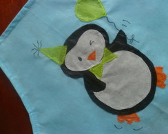 Avental infantil - PINGUIM