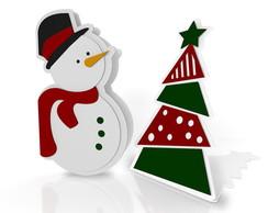 Cart�es de Natal - Linha Tradicional