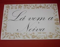 L� Vem A Noiva/Enfim casados