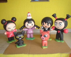 Kit tematico pucca