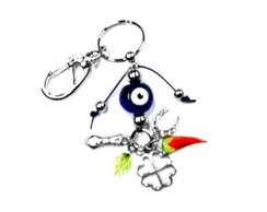 CH6087 - Chav. OLHO TURCO com patu� mini