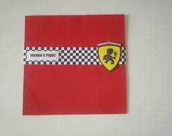 Convite Ferrari Baby