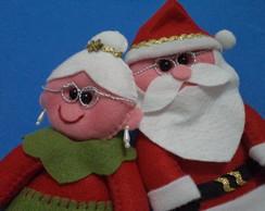 Prendedor de cortina Casal Noel