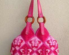 Bolsa Farfalla - Pink