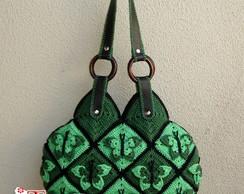 Bolsa Farfalla - Verde (Pronta Entrega)