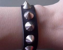Bracelete Gotico Metal Princess
