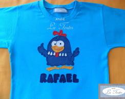 Camisa Galinha Pintadinha (modelo 3)