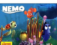 R�tulo Para Batom Procurando Nemo