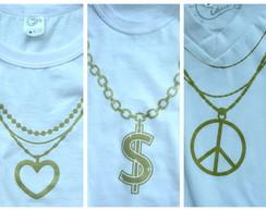 Kit Reveillon p/ 3 Pessoas Paz, amor e $