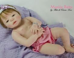 Boneca Reborn Clara Corpo Silicone