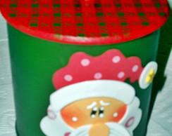 Lata Noel Pequena