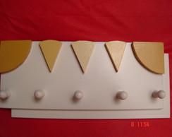 Porta Chaves em MDF 12 X 25cm