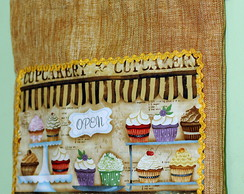 Maxibolsa cupcakes tape�aria