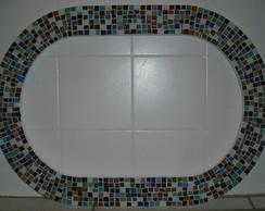 Moldura Divertida p/ espelho