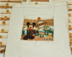 Ecobag Mickey safari