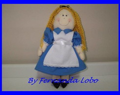 Alice no Pa�s das Maravilhas e sua Turma