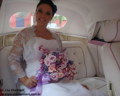 Bouquet Di Alexandria I + porta-alian�as