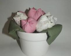 Cachep� de tulipas