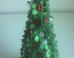 �rvore de Natal Glitter