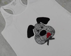 """""""Camiseta Cachorrinho"""""""