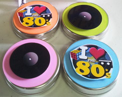 Latinha De Bala anos 80