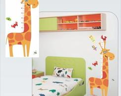 Adesivo Girafa M�trica - Frete Gr�tis!