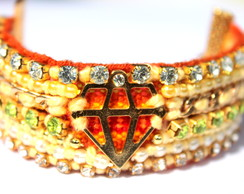 Friendship Bracelete Diamond