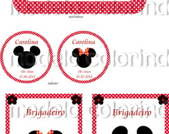 Kit Festa Minnie Vermelha 02
