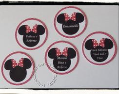 Lacre Para Envelope Minnie