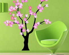 Adesivo Flores Primavera