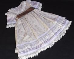 Vestido Bege para Beb�