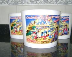Balde Personalizado Disney