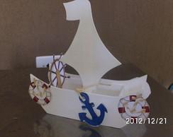 barco enfeite mesa