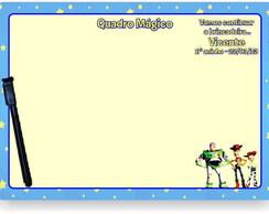 Toy Story Quadro M�gico