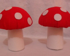 Cogumelo - Decora��o De Mesa
