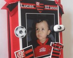 �lbum Decorado para Fotos - Flamengo