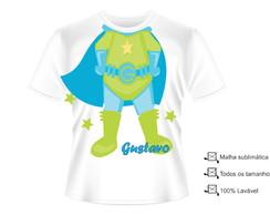 Camisa Fantasia Super Her�i