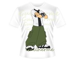 Camisa Fantasia Ben 10