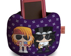 Porta celular Axl Rose e Slash