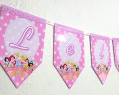 Bandeirola Princesas M1