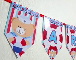 Bandeirola Urso Marinheiro M1