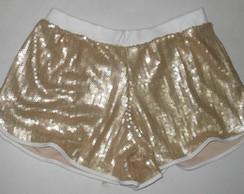 Short Paet�s Dourado