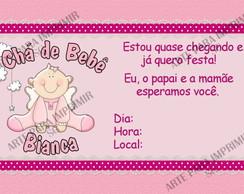 Convite Ch� de Beb� 15