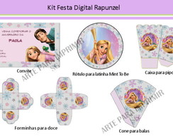 Kit Festa Digital Enrolados