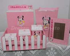Kit higiene - Tema Minnie Baby